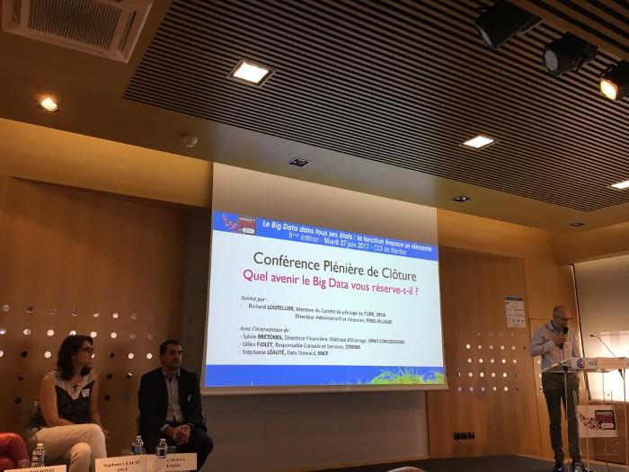DFCG Big Data Gouvernance des Données Cenisis