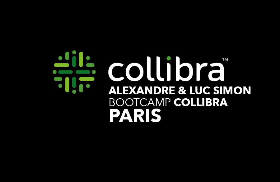 Le Bootcamp Collibra arrive à Paris !
