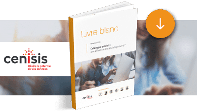 [Livre Blanc] Catalogue produit : une affaire de Data Management ?