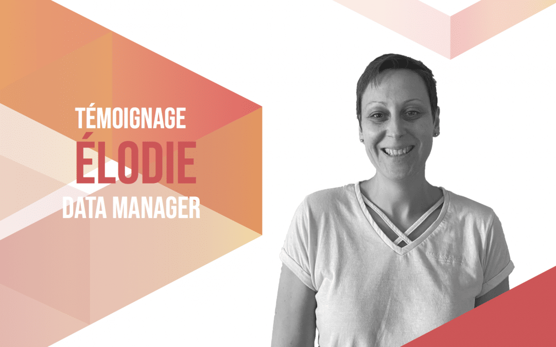 5 questions à Élodie Paresys – Data Manager & Directrice Services